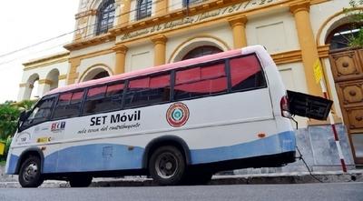 PAC Móvil brindará servicios tributarios gratuitos en Canindeyú