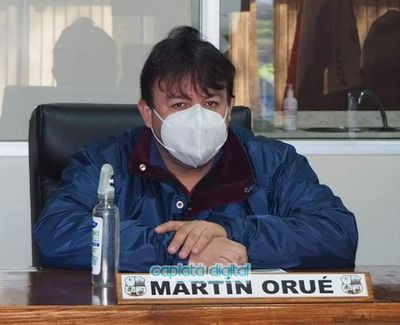 Martín Orué asume en reemplazo de Luis Fernando González