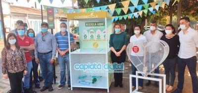 Conti inicia campaña de reciclaje interno pro medio ambiente y ayuda a fundación