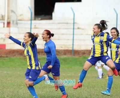 Deportivo Capiatá y Cerro Porteño por el título del Apertura en femenino