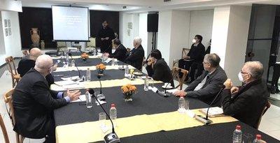 Anexo C: abordaron sobre análisis comparativo de posiciones de cara a las negociaciones