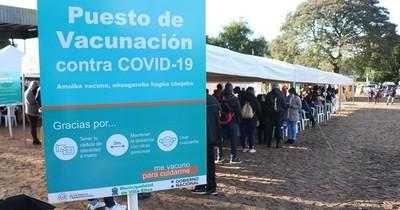 La Nación / Casi 1.500.000 fueron vacunados