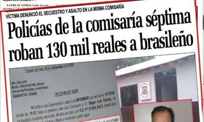 Ocampos beneficia a policías de la comisaría 7ª y en otra causa está a punto de blanquear a sus camaradas – Diario TNPRESS