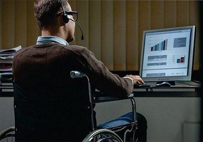 Dictaminan por el rechazo el teletrabajo para personas con discapacidad