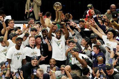 Los Milwaukee Bucks son los campeones de la NBA