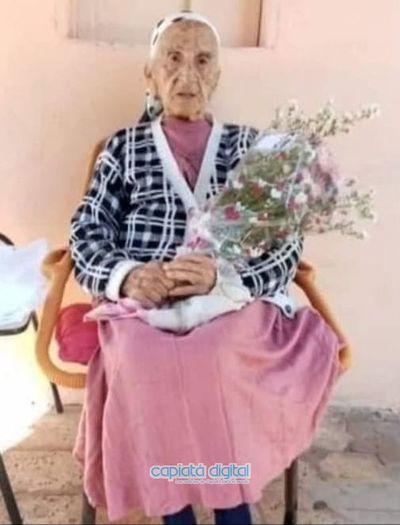 Fallece Ña Adela, todo un símbolo de trabajo y dignidad en Capiatá
