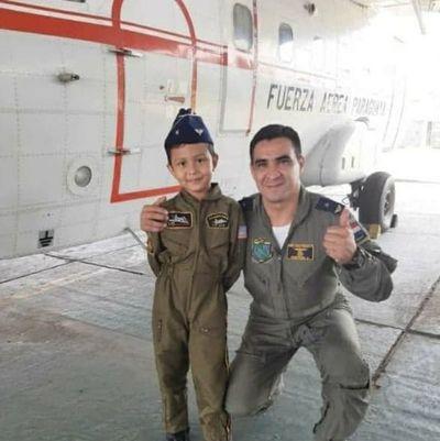Joven militar capiateño entre las víctimas fatales del grave accidente aéreo