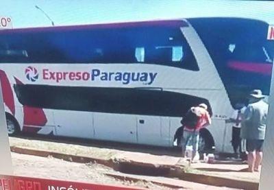 Insólito!: Pobladores expulsan a ladrón de Encarnación comprándole pasaje para abandonar la ciudad