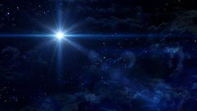 Impresionante!: la Estrella de Belén volverá a verse en el cielo después de casi 800 años