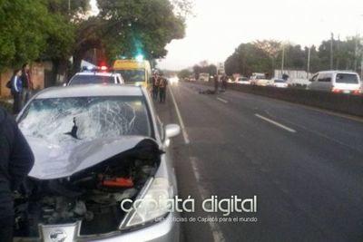 Preocupante!: Asegurados que acuden al IPS de Capiatá en busca de sanación terminan muertos en la ruta