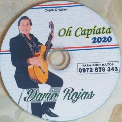 Dario Rojas, un artista que canta a su pueblo