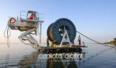 Impresionante!: Google activa cable de internet submarino de 9.000 kilómetros entre EEUU y Japón