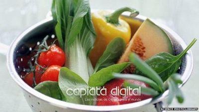 Las verduras pierden nutrientes al hervir o cocinar