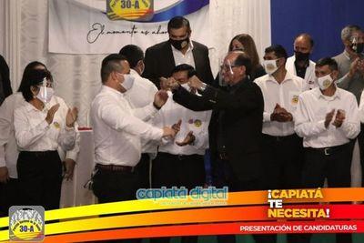 Candidatos independientes se ponen a consideración de la ciudadanía capiateña