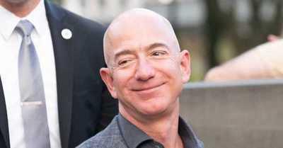 """Bezos, el hombre más rico del mundo, agradeció a empleados de Amazon por su viaje al espacio: """"Ustedes pagaron esto"""""""