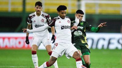 Flamengo busca un empate ante Defensa y Justicia