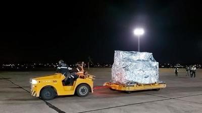 Pfizer y BioNTech confirmansuprimera entrega devacunascontra el SARS-CoV-2 a Paraguay – Prensa 5