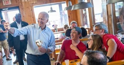 """La Nación / """"Aburrido pero importante"""": Biden y su primer semestre en la Casa Blanca"""