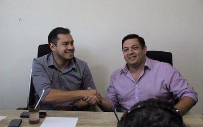 Liberales entreguistas presionan a Airaldi para descabalgar a favor de Prieto