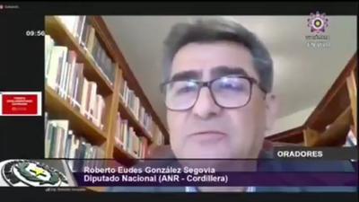 Diputado ofende a legisladora por responsabilizar a la ANR por deuda espuria de Itaipú