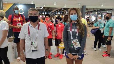 Las sensaciones de Alejandra Alonso antes de su debut olímpico