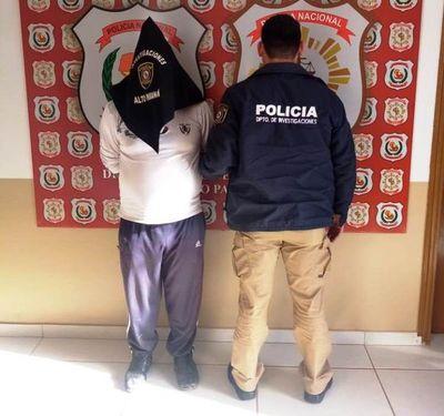 Detienen a sospechoso de tentativa de robo a aduanero
