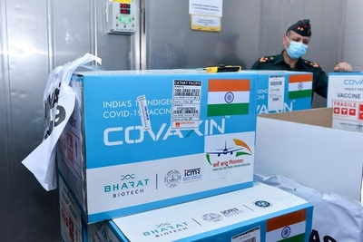 Canciller de la India prometió agilizar procesos para el envío de vacunas Covaxin
