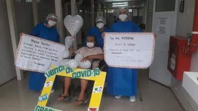 Covid-19: Reportan importante desocupación de camas en hospital de CDE