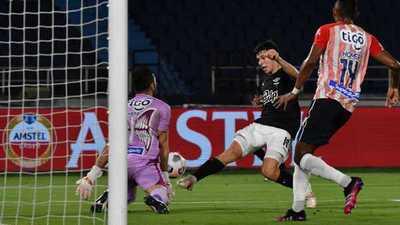 El campeón paraguayo quiere meterse a cuartos de la Sudamericana