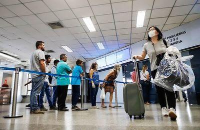 Covid-19: Policía hará controles a domicilio a viajeros en cuarentena