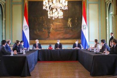 Presidente instruye medidas preventivas y de mitigación para afrontar sequía que afecta a la región