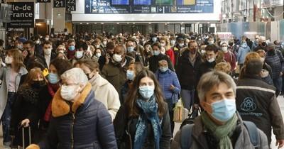 La Nación / Entra en vigencia el pasaporte sanitario en Francia