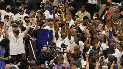 Bucks se proclaman campeones de NBA tras derrotar a Suns