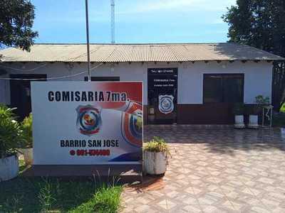 Director de Policía del Alto Paraná dispone cambios en la Comisaría N° 7 de CDE