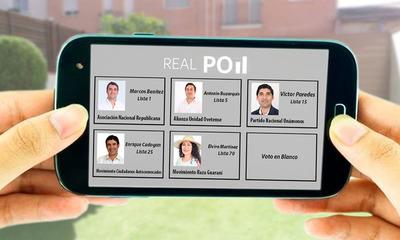 El 1 de agosto RealPoll medirá preferencia electoral para las municipales