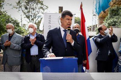 Efraín Alegre denuncia al Gobierno por incumplimiento de pago de subsidios ante la OEA
