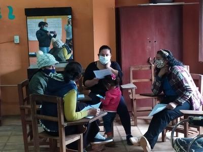Madres de Caaguazú participaron de taller sobre crianza positiva