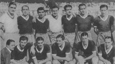 Arsenio Erico y la tarde histórica de 1940 ante Boca Juniors