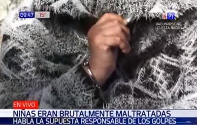 Ordenan prisión preventiva para la tía y primo de las niñas maltratadas
