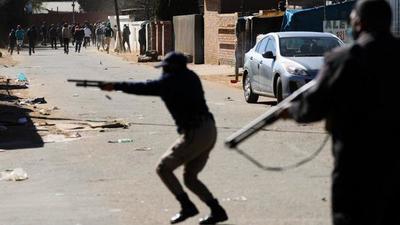 Sigue la violencia en Sudáfrica: ya son 276 los muertos por los disturbios – Prensa 5