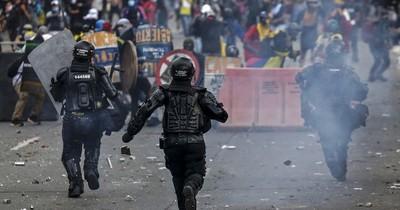 La Nación / Colombia: nuevas manifestaciones dejan 70 capturas y 50 heridos