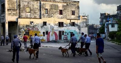 """La Nación / OPS reporta """"aumentos dramáticos"""" de casos de COVID-19 en Cuba"""