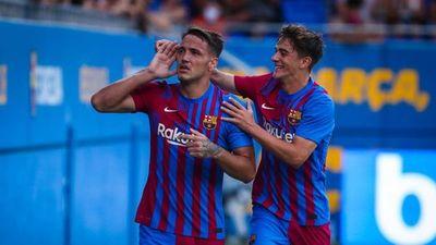 Barcelona gana en su primer amistoso con sello de la filial