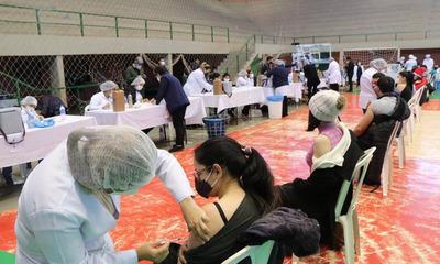 Unos 4.500 estudiantes brasileños se vacunaron en Alto Paraná