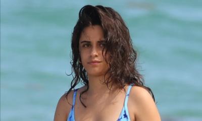 Camila Cabello alienta a sus fans a aceptar las imperfecciones de sus cuerpos