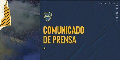"""Boca Juniors denuncia un """"manejo tendencioso"""" del fútbol sudamericano – Prensa 5"""