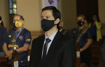 """Presidente de Luqueño: """"Cada semana aparecen nuevas demandas"""""""