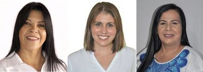 Mujeres ganan espacio para intendencias de Paraguarí