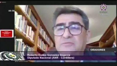 Diputado insulta a legisladora por responsabilizar a la ANR por deuda espuria de Itaipú