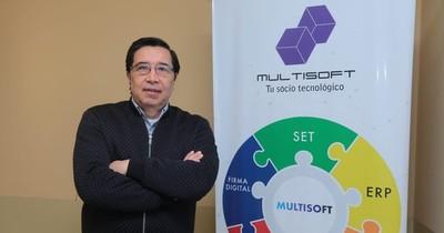 La Nación / Multisoft cumple 25 años ofreciendo soluciones tecnológicas de primer nivel